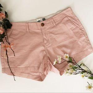 Old Navy   Light Pink Shorts